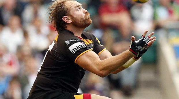 Wasps' Andy Goode kicked 17 points