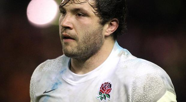 England prop Alex Corbisiero is playing down his latest knee injury, describing it as 'just bad luck'.
