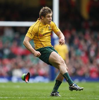 London Irish are expected to announce the signing of Australia star James O'Connor on Tuesday.