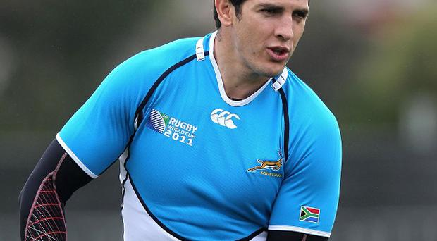 Jaque Fourie is among three members of South Africa's 2007 World Cup-winning squad to be recalled by head coach Heyneke Meyer for the Springboks November Tests against Wales, Scotland and France.