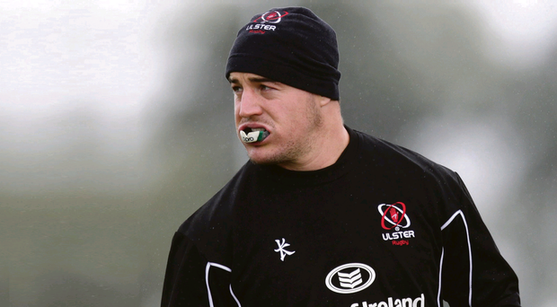 Ulster's Rob Herring is ready to seize his big chance against the Scarlets in Llanelli on Saturday night