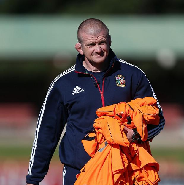 Coach Graham Rowntree wants England to control their aggression