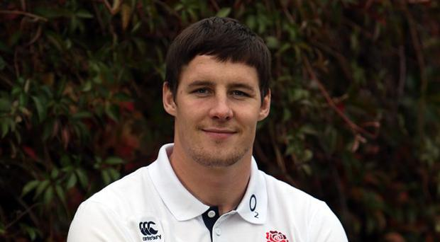 England's Joel Tomkins is ready for the challenge of the Wallabies.
