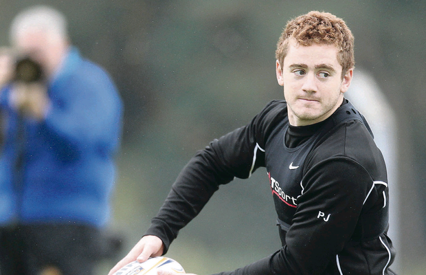 Paddy Jackson is progressing into a key component of Mark Anscombe's Ulster side