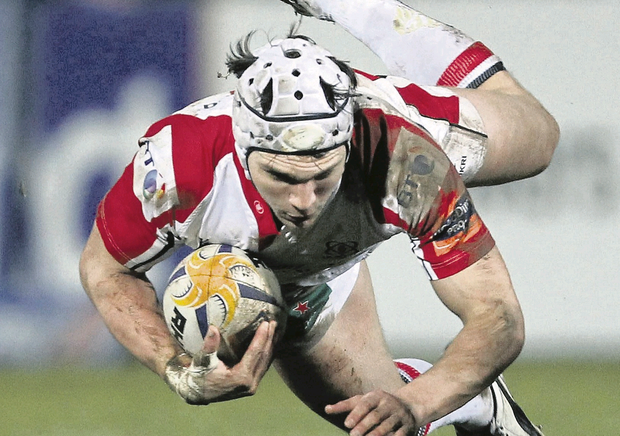 Michael Allen will surely relish his opportunity today as he lines out for Ulster to take on the Scarlets in Wales