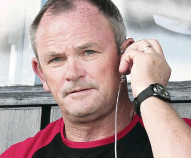 Mark Anscombe had harsh words for his side