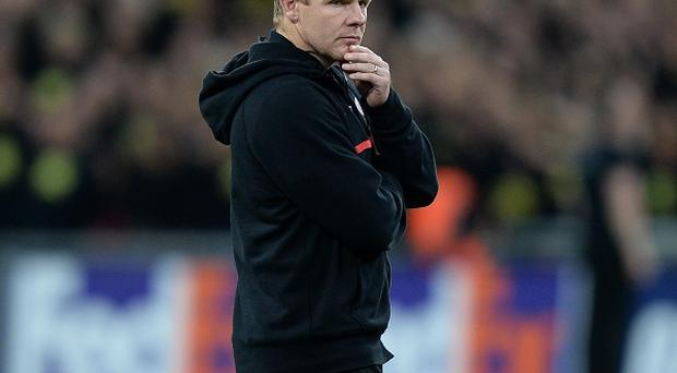 Mark McCall was full of praise for his Saracens side