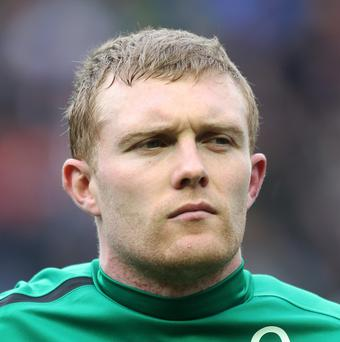 Keith Earls will miss Ireland's opening autumn international clash with Samoa as he continues to battle a knee problem.