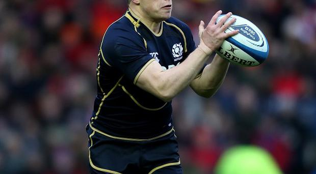 Scotland's Duncan Weir hopes to make his international return from a leg break against Japan on Saturday.