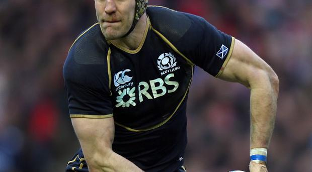 Kelly Brown will skipper Scotland for the 10th time against Japan.