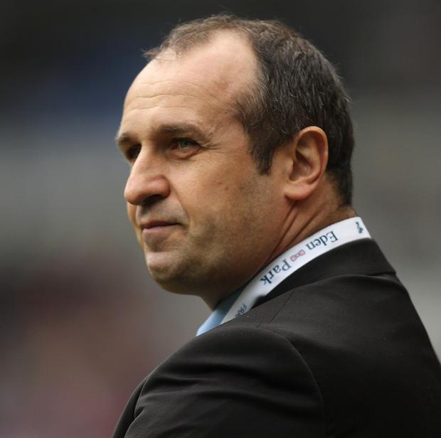 France coach Philippe Saint-Andre is braced for a tough assignment against New Zealand on Saturday.
