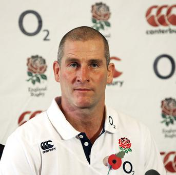 England coach Stuart Lancaster wants second place in world rankings.