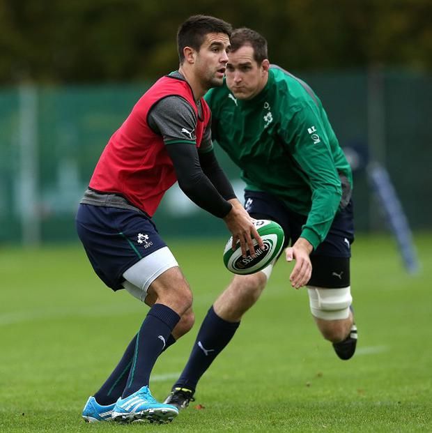 Scrum-half Conor Murray's clash with Samoa captain Kahn Fotuali'i could have a pivotal bearing on Ireland's opening autumn international at Dublin's Aviva Stadium.