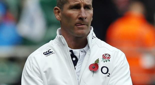 England coach Stuart Lancaster is ready for a battle at the breakdown against New Zealand