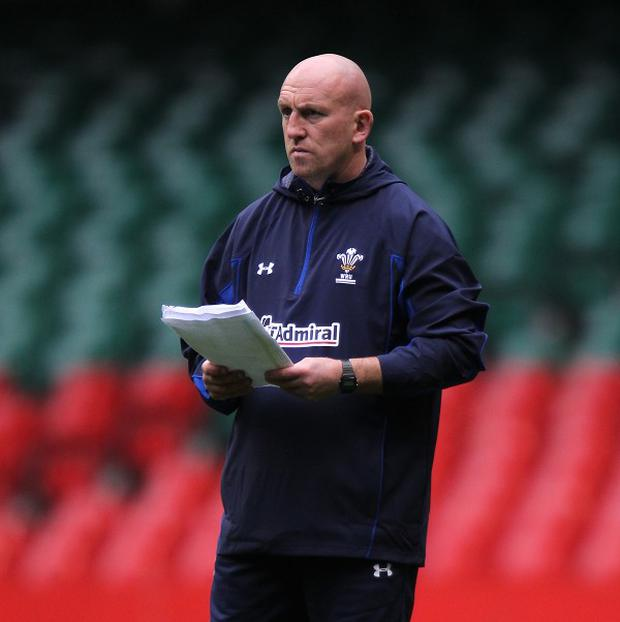 Wales' coach Shaun Edwards was pleased with his side's power against South Africa