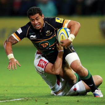 George Pisi has been banned until December 23.