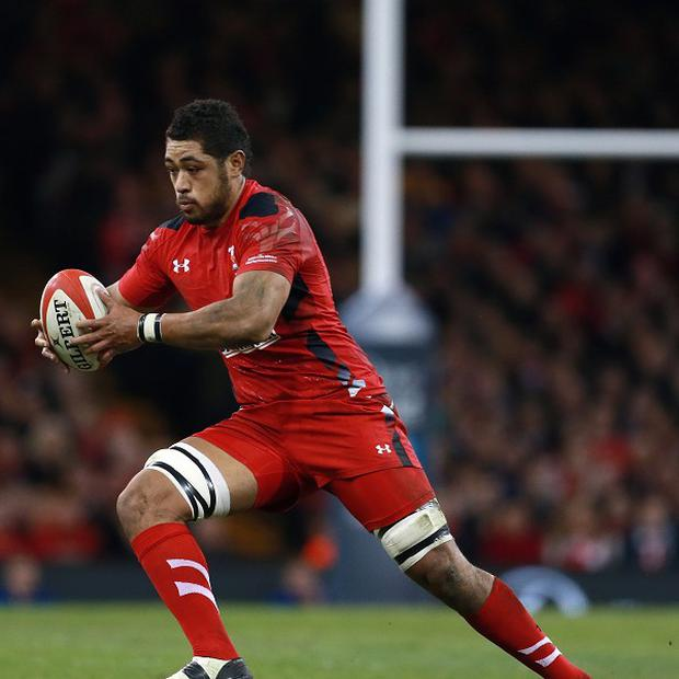 Home is where the heart is for Wales' Toby Faletau, pictured
