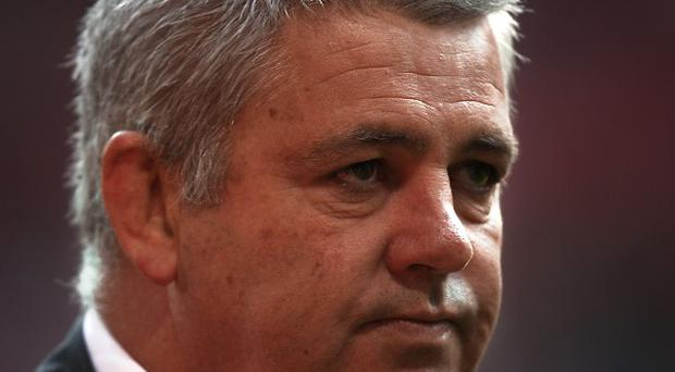 Warren Gatland will take charge of his 100th career Test match