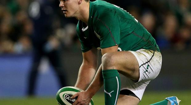 Jonathan Sexton's hamstring injury leaves him a big doubt for Ireland's final autumn international against New Zealand, admits head coach Joe Schmidt.