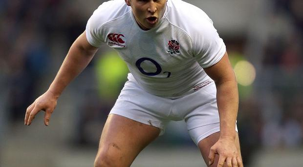 Dylan Hartley suffered a bruised lung during England's home defeat to New Zealand.