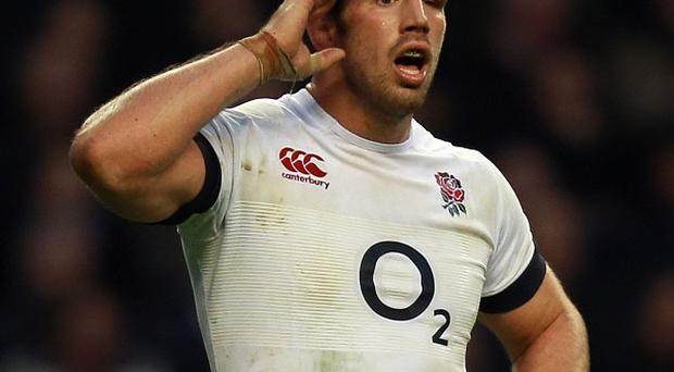 Captain Chris Robshaw says England must prove their mettle in next year's RBS 6 Nations.