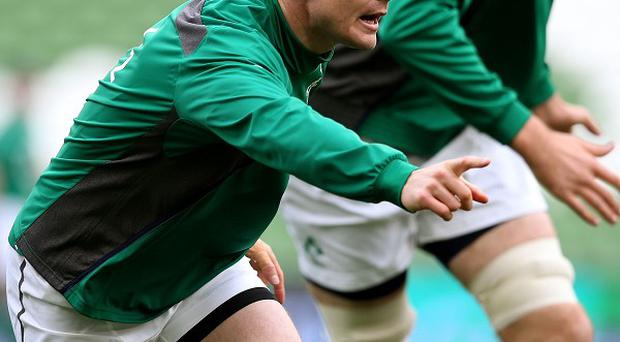 Brian O'Driscoll has warned Ireland of the danger posed by New Zealand