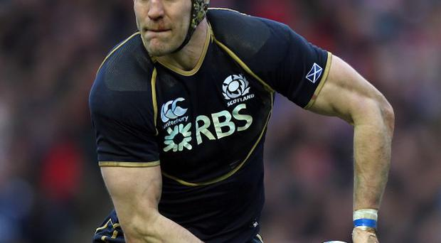 Kelly Brown, pictured, returns to captain Scotland.