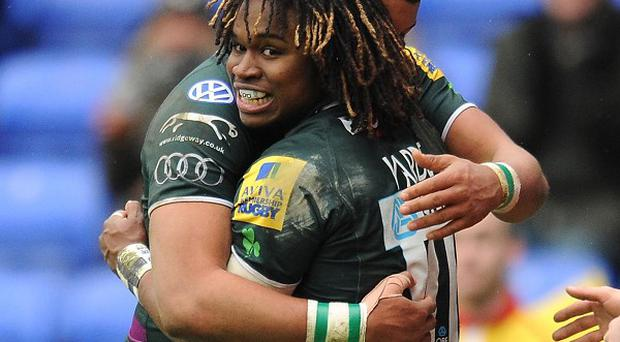 Marland Yarde can put in some big performances for London Irish, according to team-mate Topsy Ojo.