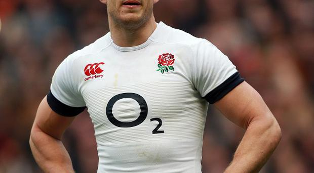England's Mike Brown has described being named England's QBE man of the series as