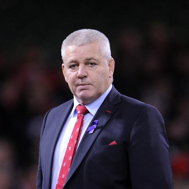 Wales' head coach Warren Gatland was satisfied with a 17-7 victory over Tonga in his 100th Test match.