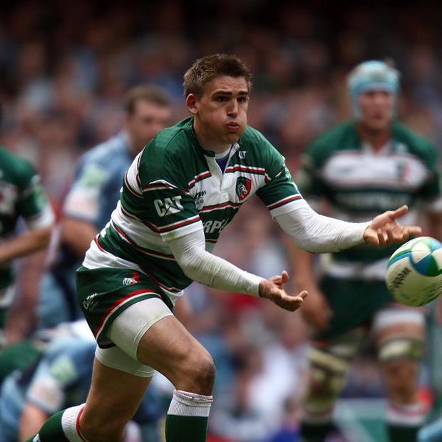 Toby Flood kicked 10 points for Leicester