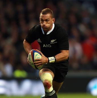 Aaron Cruden delivered a conversion to spoil an otherwise-impressive Irish performance
