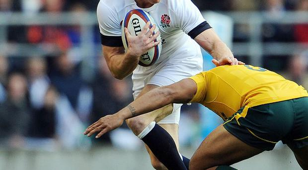 Wing Chris Ashton hopes to put his exploits for England and Saracens to good use in his new rugby academy.