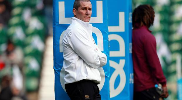 The International Rugby Board could help out England coach Stuart Lancaster, pictured, by trying to balance out the playing calendar