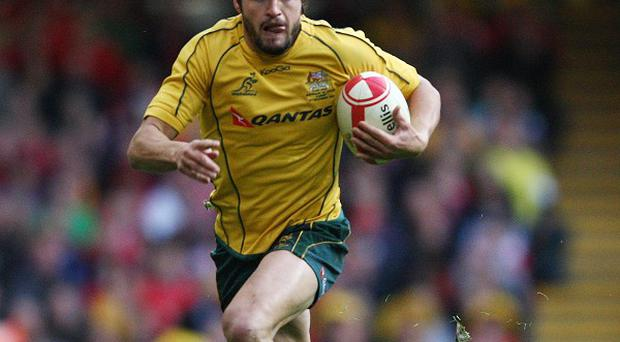 Centre Adam Ashley-Cooper has been recalled by Australia for the meeting with Wales.