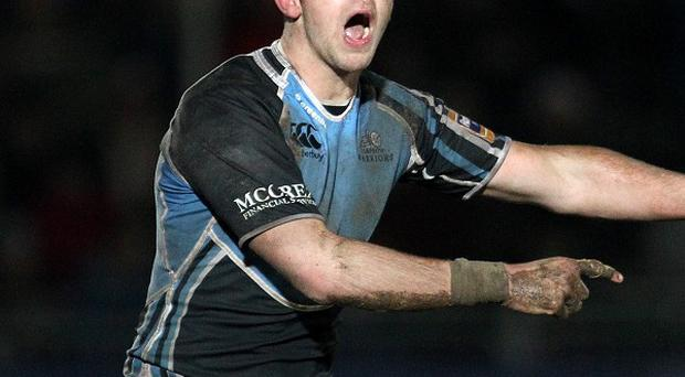Ryan Wilson, Glasgow Warriors
