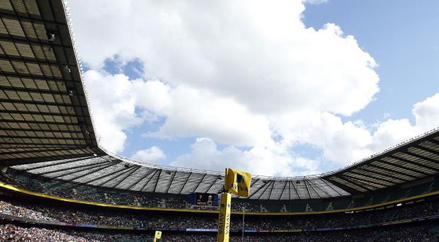 Twickenham Stadium in London is one of the venues that will be used for the 2015 Rugby World Cup