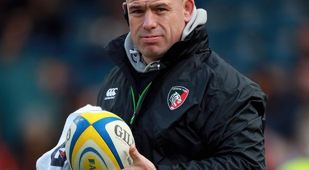 Leicester director of rugby Richard Cockerill, pictured, wants his side to build on their win over London Irish.