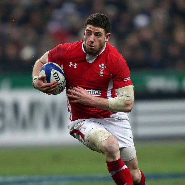 Alex Cuthbert has recovered after suffering a hairline fracture to his ankle.