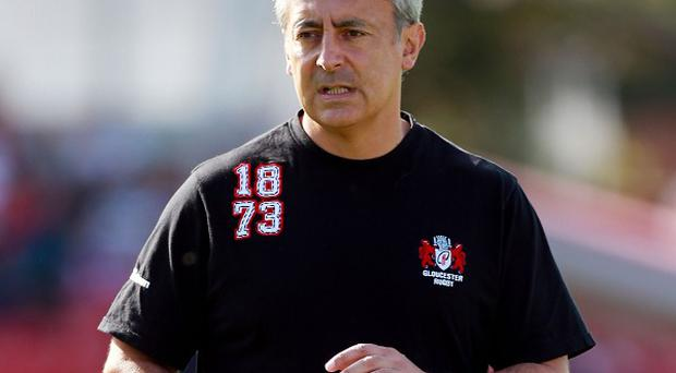 Gloucester director of rugby Nigel Davies, pictured, was hugely disappointed with his side's performance against Leicester.