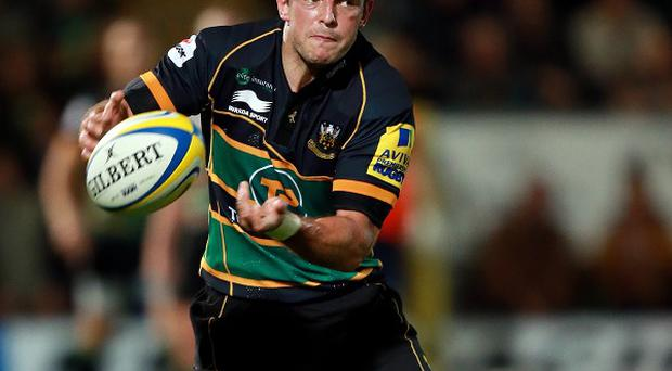 Stephen Myler booted 18 points for Northampton