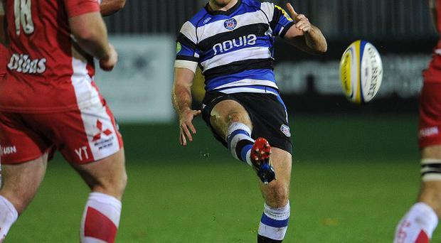 George Ford scored all of Bath's points in their victory over Exeter.