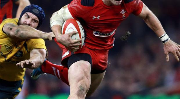 George North admitted Wales fell short of their autumn targets after losing 30-26 to Australia on Saturday.
