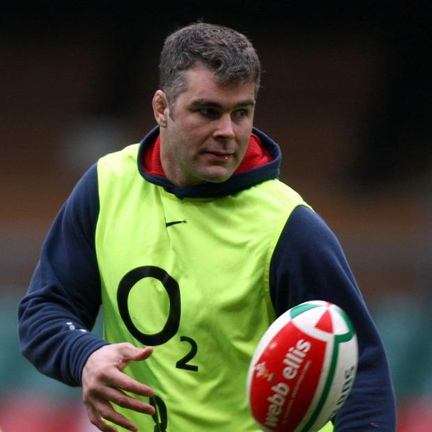 "Harlequins director of rugby Conor O'Shea believes ""astonishing"" Nick Easter deserves an England recall."