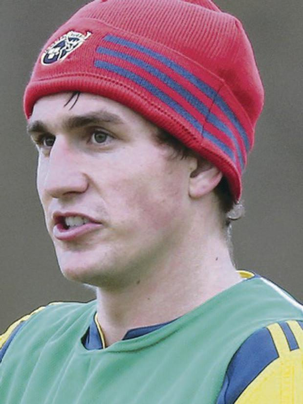 Pushing on: Ian Keatley will be aiming for a Heineken Cup win