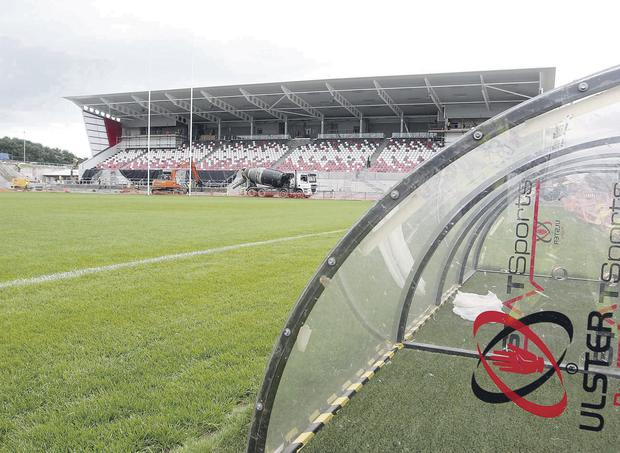 Ulster's Ravenhill ground