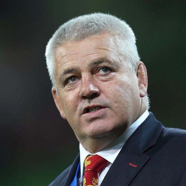 Warren Gatland has been named UK coach of the year and high-performance coach of the year.