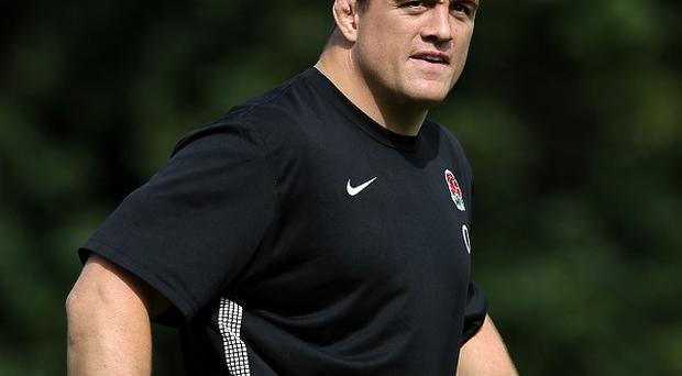 Former England international Andrew Sheridan faces the prospect of retiring because of a neck injury