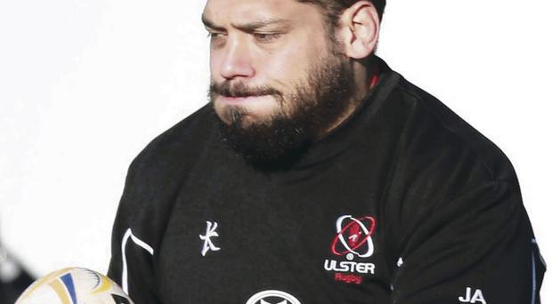 World Cup winning tight-head prop John Afoa is leaving Ulster in June to sign for Aviva Premiership outfit Gloucester