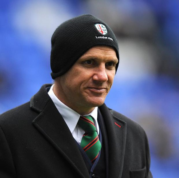 Rugby director Brian Smith has revealed London Irish will look to strengthen their coaching ranks for next season.